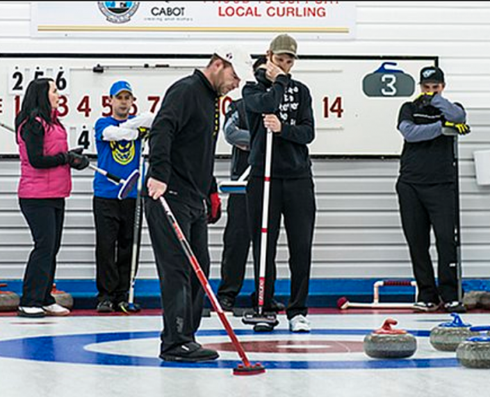 curling game